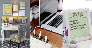 Cómo organizar tu escritorio: 12 consejos útiles