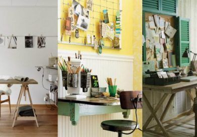 Decoración de escritorios: 20 ideas para decorarlo a tu gusto