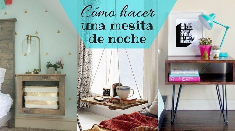 Diy archives la cartera rota for Mesitas noche originales