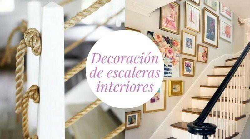 Decoraci n de escaleras interiores la cartera rota for Decoracion de interiores en pintura