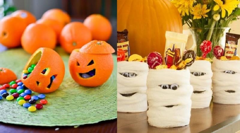Ideas rápidas para Halloween