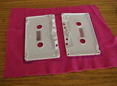 cassette tela
