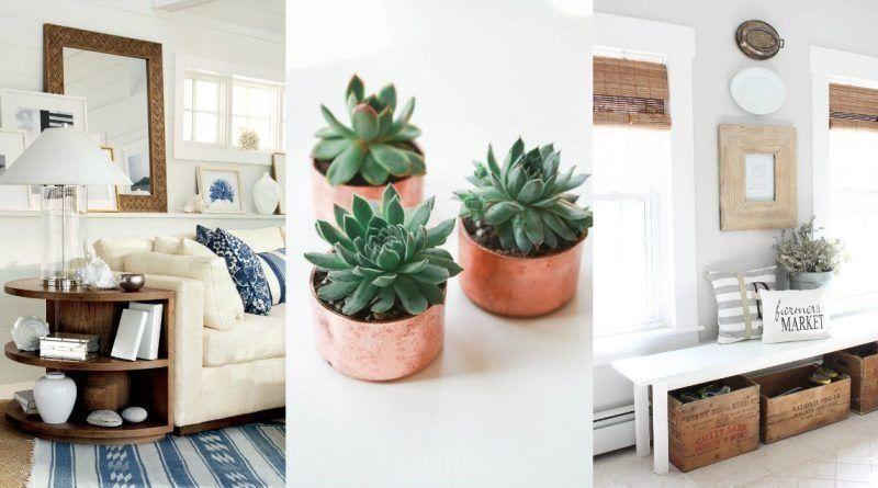 10 ideas con fotos para decorar tu casa la cartera rota for Ideas para amueblar tu casa