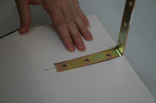 Estantes invisibles para libros - soporte
