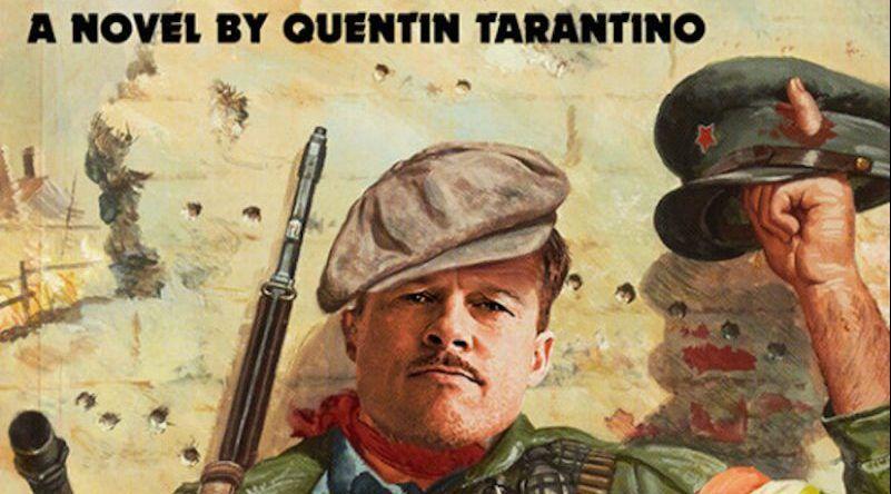 Las películas de Tarantino convertidas en portadas de viejos libros