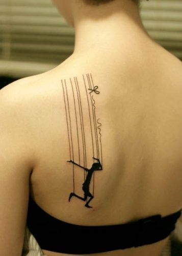 Tatuajes Disney - Pinocho