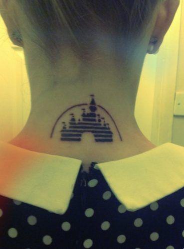 Tatuajes Disney - logo Disney