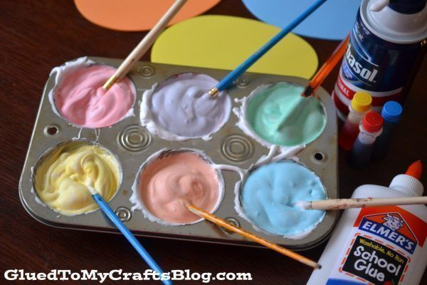 moldes para cupcakes - pinturas
