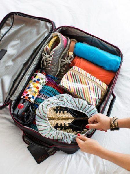 trucos para hacer la maleta 1