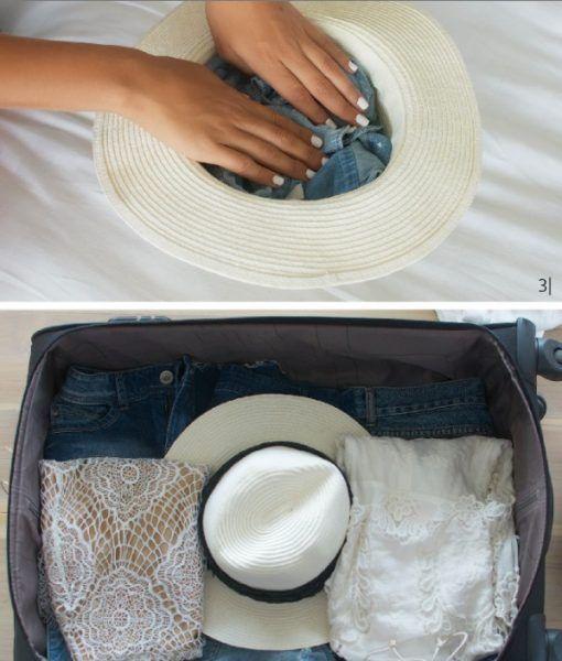 trucos para hacer la maleta 2
