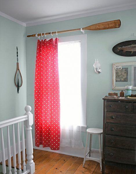 Barras de cortinas originales - remo