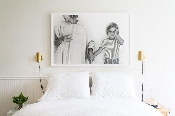 Ideas para decorar el cabecero de la cama 12