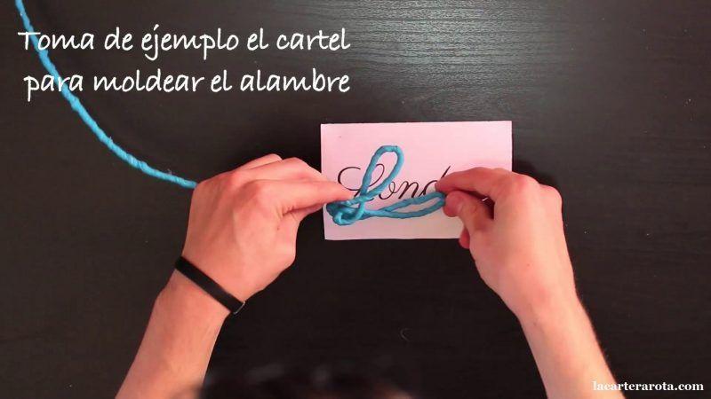 letras-decorativas-de-trapillo-y-alambre-dar-forma