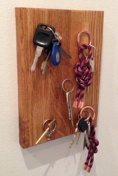 Cuelga llaves con imanes