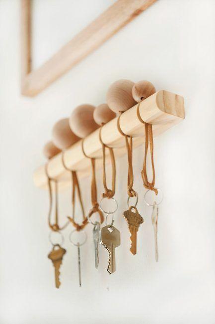 DIY cuelga llaves