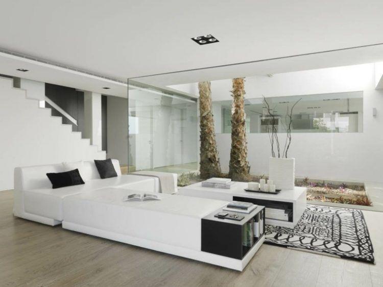 Decora tu hogar en blanco y negro 3