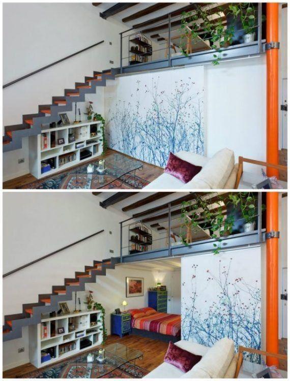 Separaci n de ambientes gu a completa para separar - Paneles para separar espacios ...
