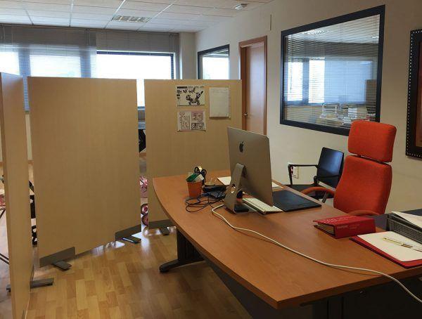 Separaci n de ambientes gu a completa para separar for Separadores de oficina