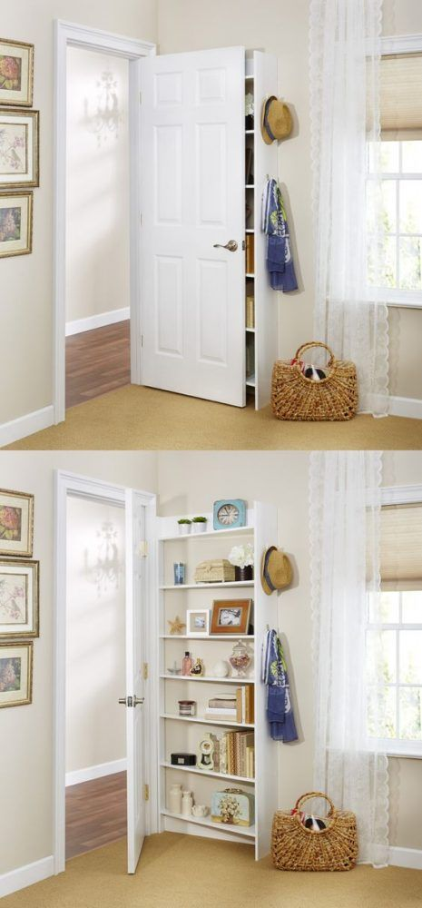 Decoración de pisos pequeños - aprovechar los huecos