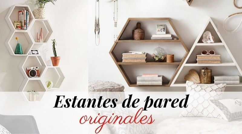 Estantes de pared originales