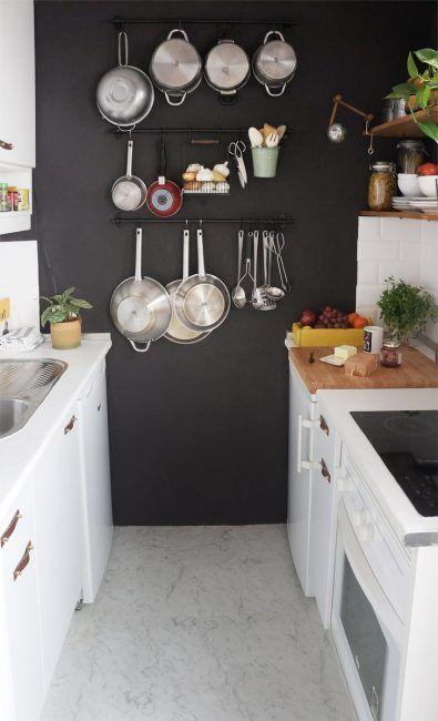 Diseños de cocinas pequeñas