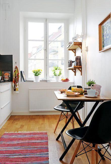 Cocinas modernas pequeñas