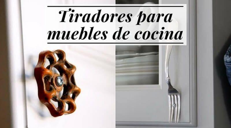 Tiradores para muebles de cocina originales y con personalidad la cartera rota - Tiradores de puertas de cocina ...