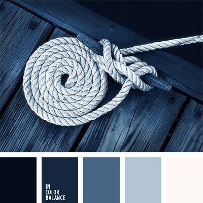 Colores para decoracion náutica