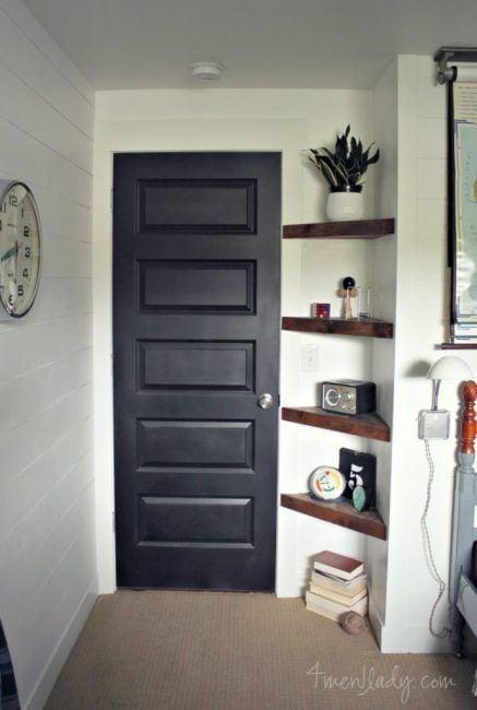 Aprovechamiento de interiores de casas pequeñas
