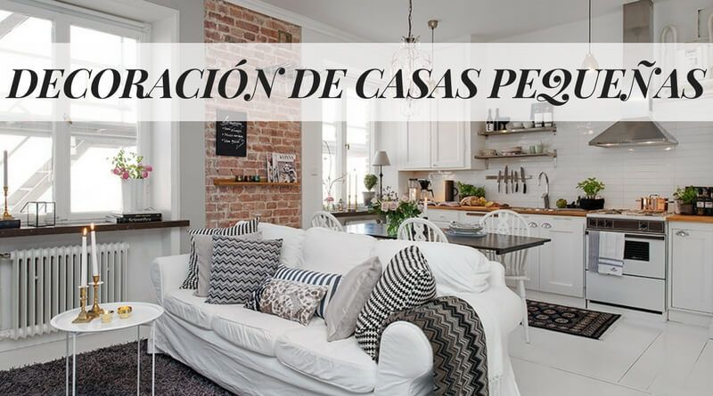 Decoraci n de casas peque as la cartera rota for Arreglos de casas pequenas