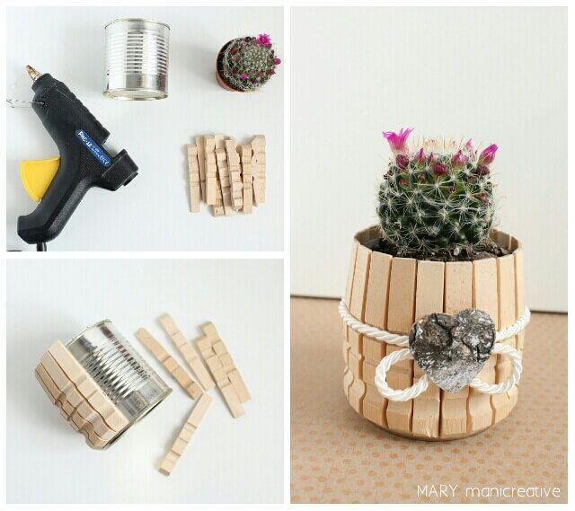 Manualidades con pinzas de madera la cartera rota - Manualidades con madera faciles ...