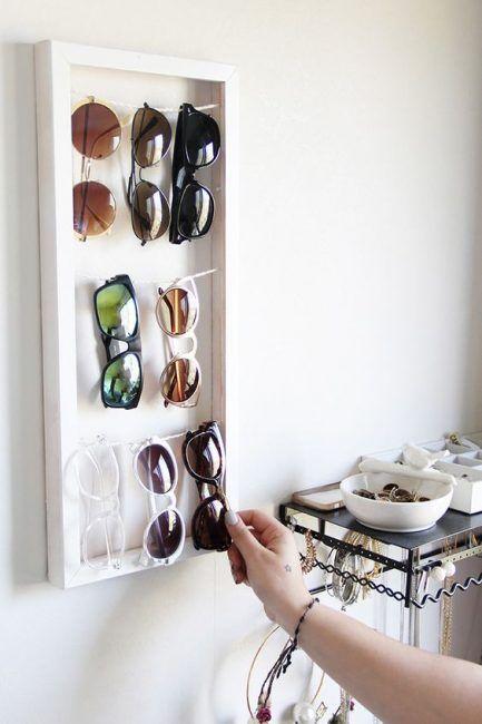 Soporte para gafas de sol
