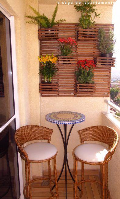 Mesas para terrazas pequeñas