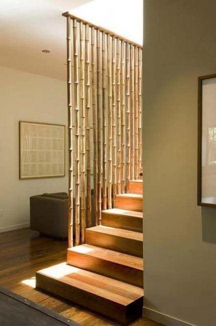 Decoraci n con bamb 20 ejemplos para decorar tu casa for Bambu decoracion interior