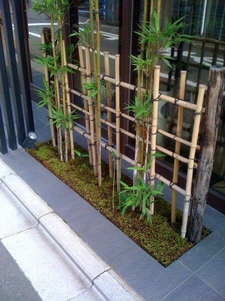 Decoraci n con bamb 20 ejemplos para decorar tu casa - Jardin de bambu talavera ...