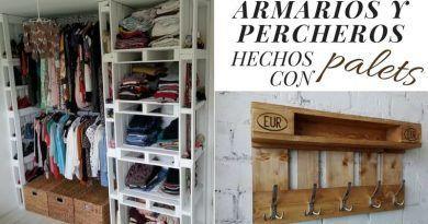 La cartera rota diy ideas de decoraci n consejos para Armarios hechos con palets
