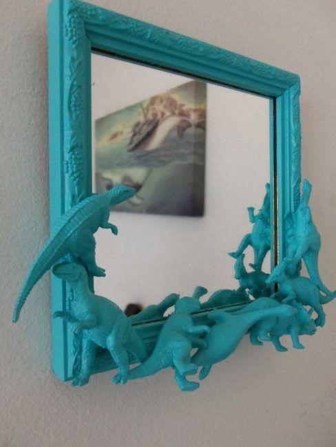 Marcos infantiles para espejos