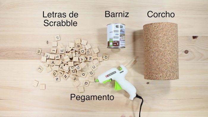 Materiales para hacer posavasos
