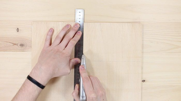 Cortar madera