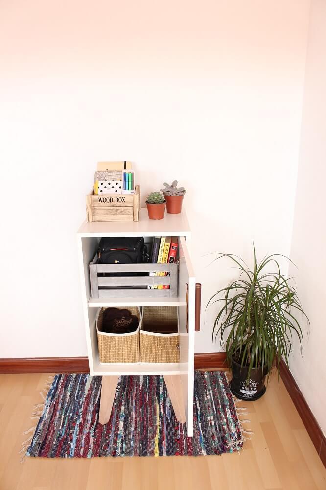 Hacer un mueble auxiliar