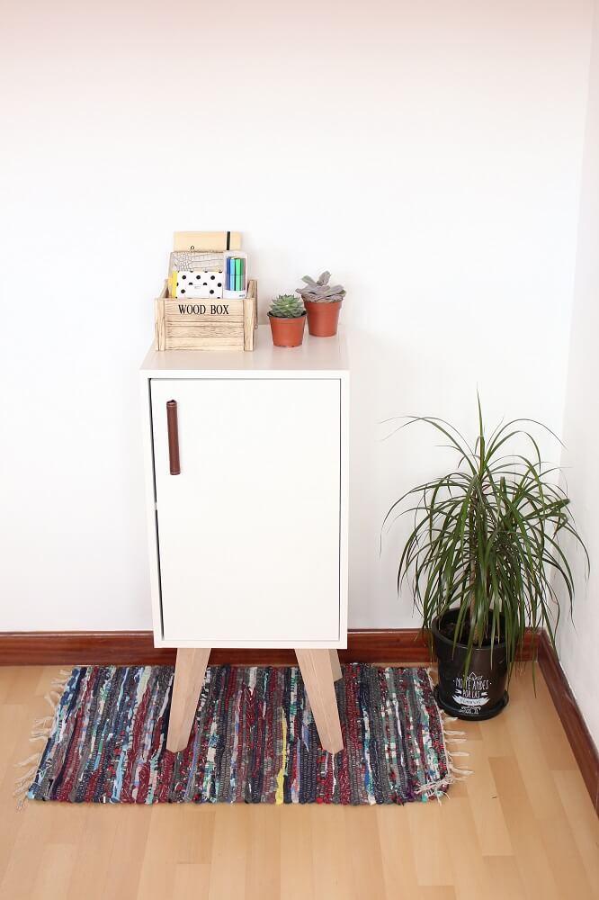 Mueble auxiliar-IKEA HACK