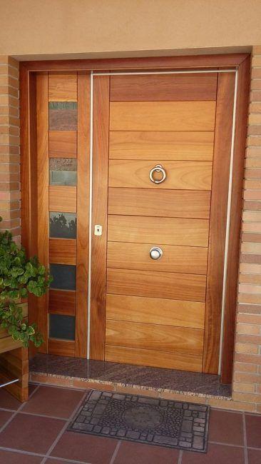 Decoración de puertas exteriores