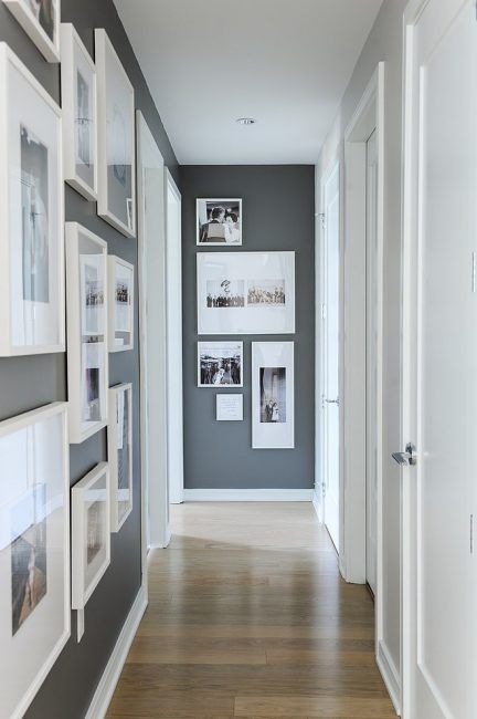 Cómo decorar pasillos con cuadros