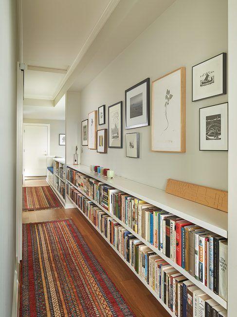 Decorar pasillos modernos