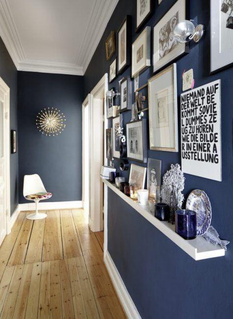 Formas de decorar pasillos de pisos