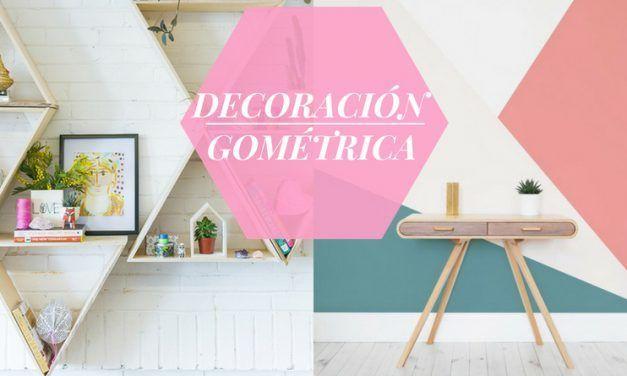 Descubre la decoración geométrica