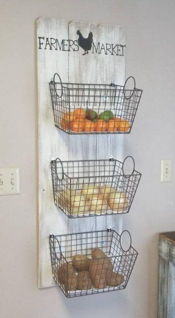 Cestos para la fruta