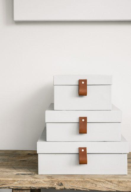 Cómo decorar cajas de zapatos