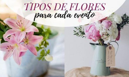 Los mejores tipos de flores para cada evento