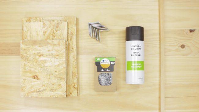 Materiales para caja OSB